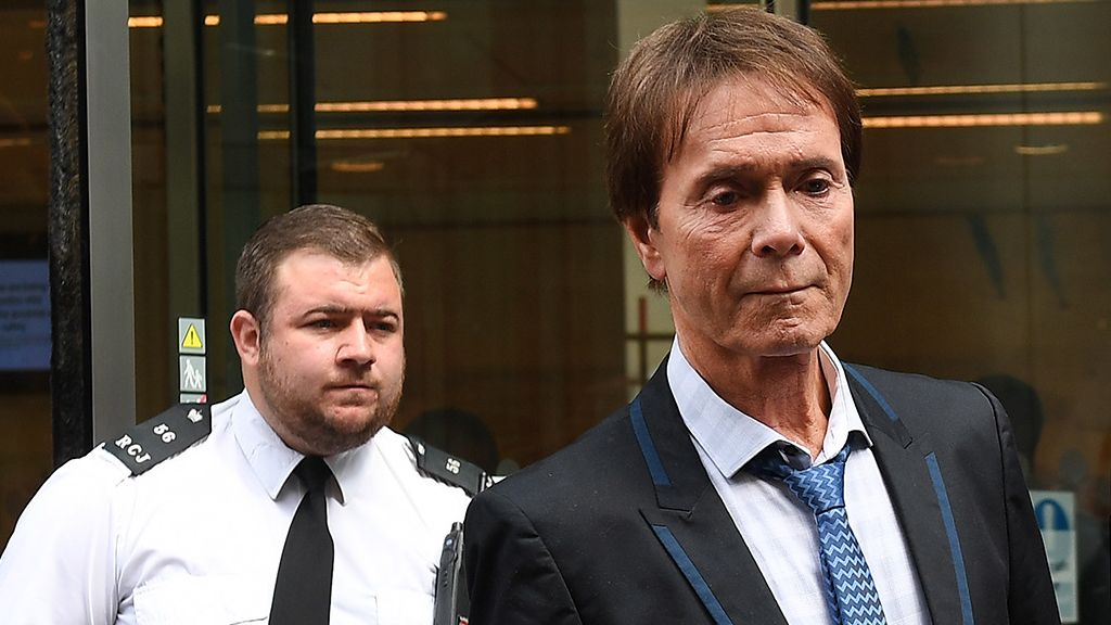 Sir Cliff Richard awarded damage sum in BBC trial